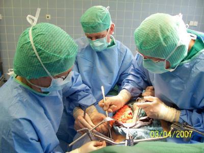 laparoskopische appendektomie op bericht